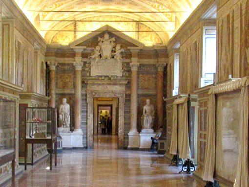 Gallery Urban VIII – Vatican Museums