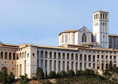 Basilica San Francesco – Assisi