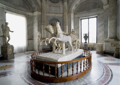 Sala della Biga – Musei Vaticani