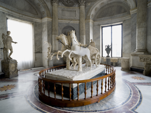 Hall of the Chariot – Vatican Museums